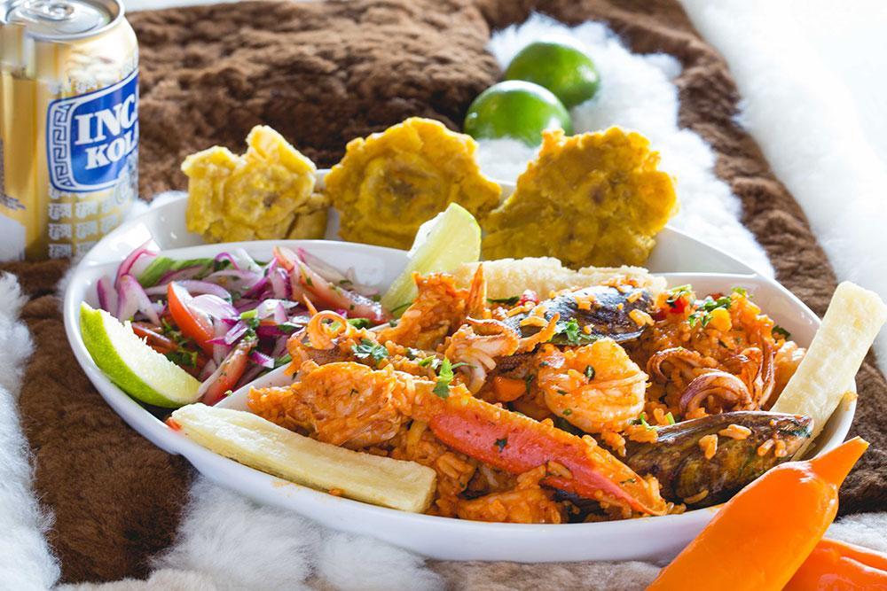El Autentico Latin American Food - latin food near me en ...
