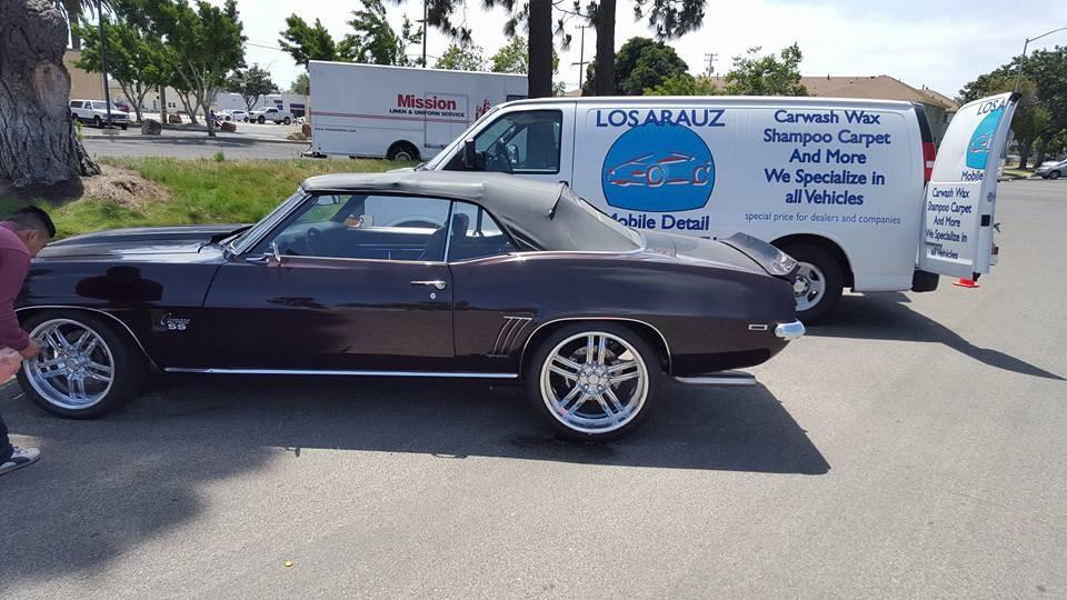 Car Detailing Near Me Prices >> Arauz Mobile Detail - car detailing near me en Santa Maria, California